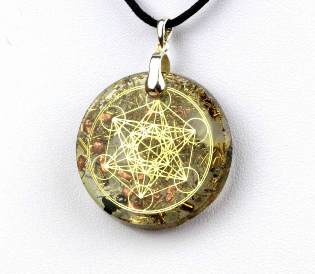 Metatron Amulett